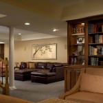 Classy Basement and study area in Herndon Va