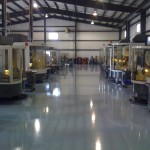 Commercial Epoxy flooring job