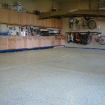 Epoxy Garage Floor in Herndon Va