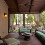 Northern VA Porch Remodeling and Renovation Contractor Example