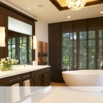 Remodeled Bathroom in Vienna Va