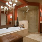 Renovated Bathroom Area in Falls Church Va