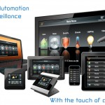 Surveillance examples of home automation