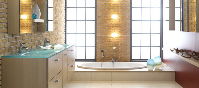 How to Create a Luxury Bathroom When Working With a Small Budget